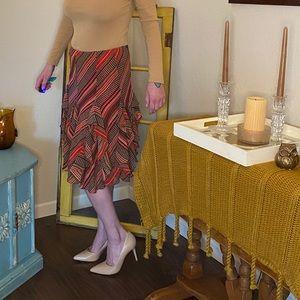 Lauren by Ralph Lauren | Ruffle Skirt | XS | BNWT